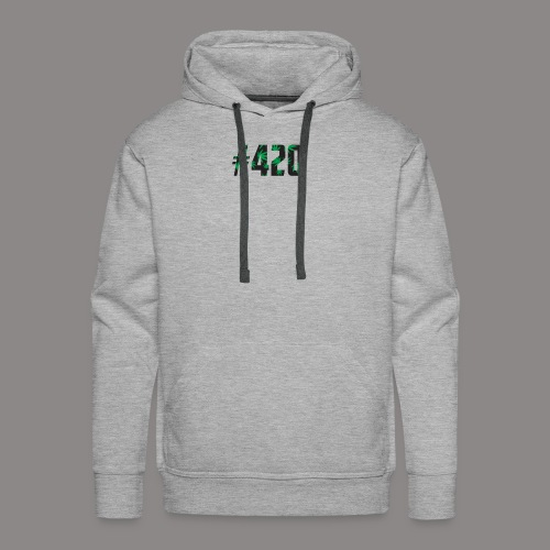 420 - Männer Premium Hoodie