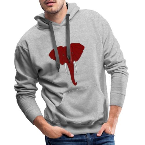 King fighter - Men's Premium Hoodie