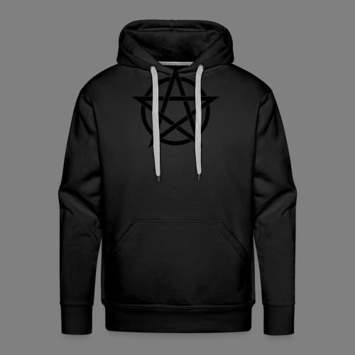 pentagramm - Männer Premium Hoodie