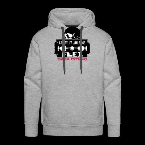flex klinge - Männer Premium Hoodie