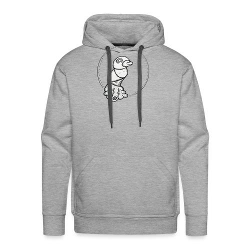 Oiseau oiseau - Sweat-shirt à capuche Premium pour hommes