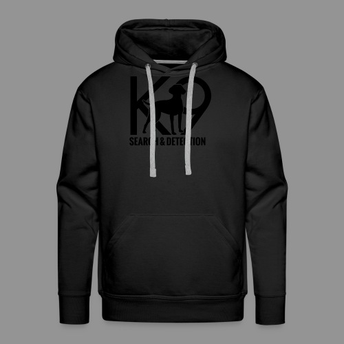K-9 German Shorthaired Pointer - Men's Premium Hoodie