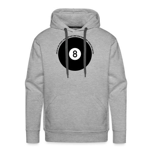 Billardkugel - Männer Premium Hoodie