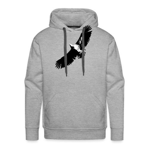 Fly like an eagle - Männer Premium Hoodie