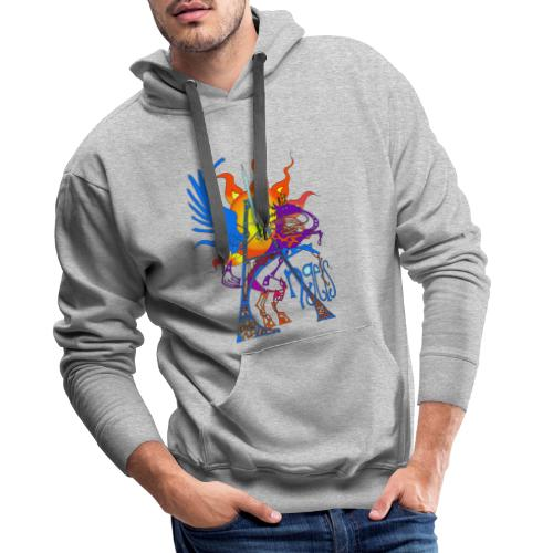 Angel Messenger - Men's Premium Hoodie