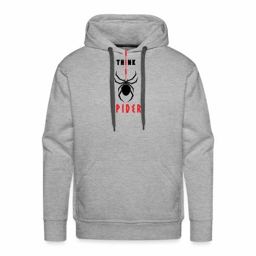 I think I spider - Denglish - Männer Premium Hoodie