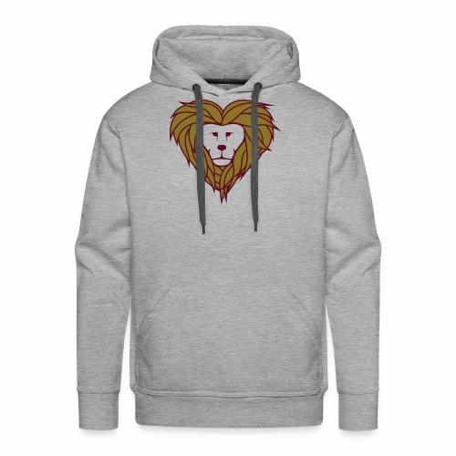 Lior heart - Mannen Premium hoodie