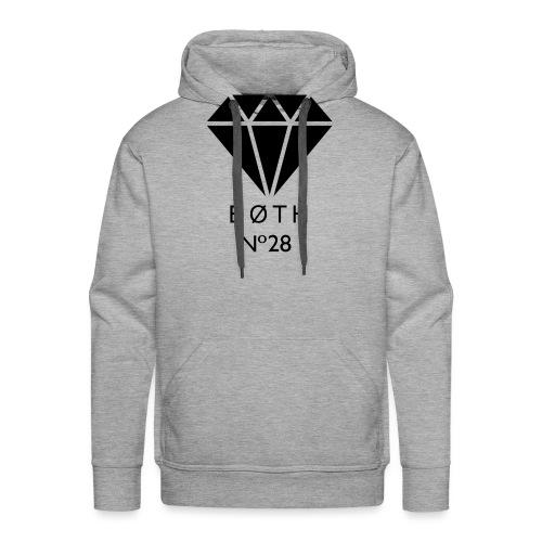 both_diamond - Männer Premium Hoodie