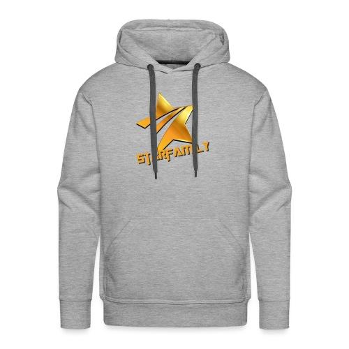 starfamily - Sweat-shirt à capuche Premium pour hommes