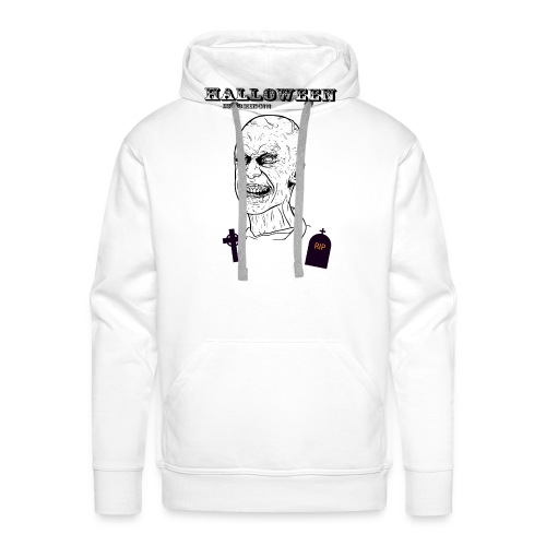 Haloween 2018 - Sweat-shirt à capuche Premium pour hommes