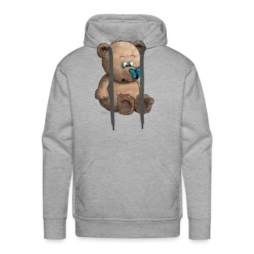 Teddybär - Männer Premium Hoodie