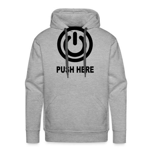 POWER - Mannen Premium hoodie