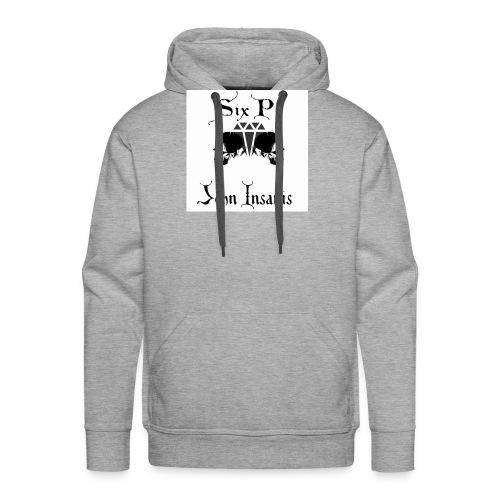 Six P & John Insanis New T-Paita - Miesten premium-huppari
