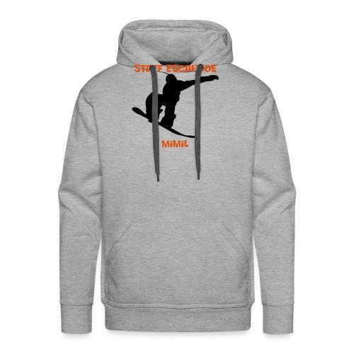 Staff Snow Mimil - Sweat-shirt à capuche Premium pour hommes