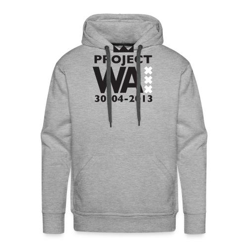 project wazw - Mannen Premium hoodie
