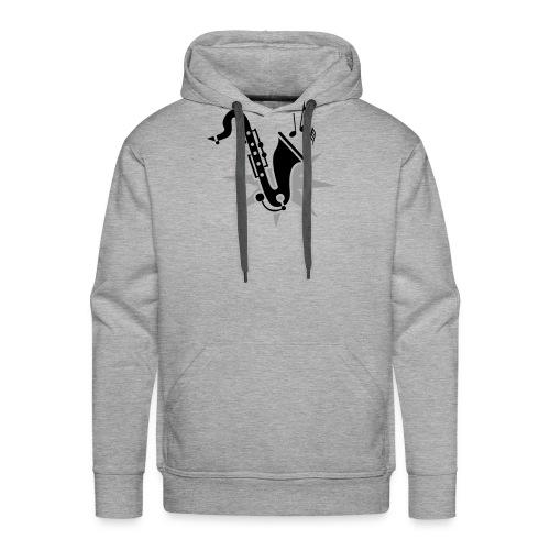 sax4 - Männer Premium Hoodie
