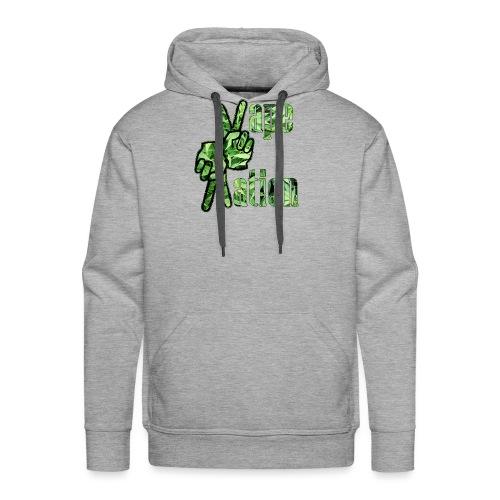 Vape Nation - Männer Premium Hoodie