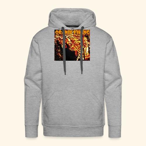 oranje viking - Männer Premium Hoodie