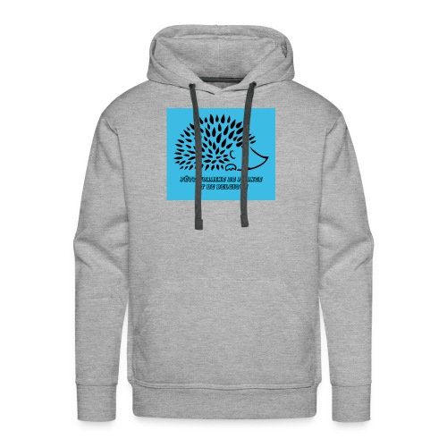 LFDFEDB Logo - Sweat-shirt à capuche Premium pour hommes