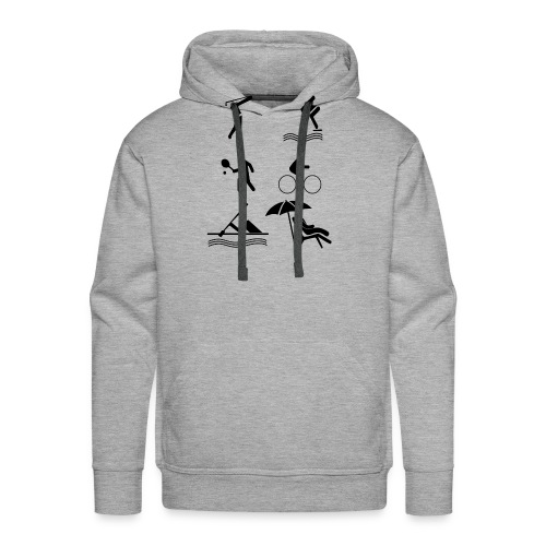 Holidays in Islamic State - Men's Premium Hoodie