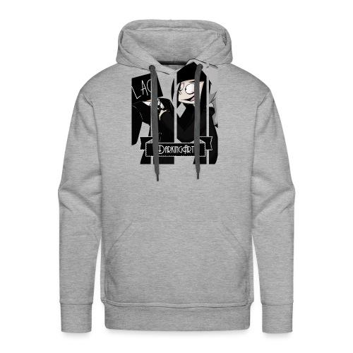 Remera con diseño - Sudadera con capucha premium para hombre