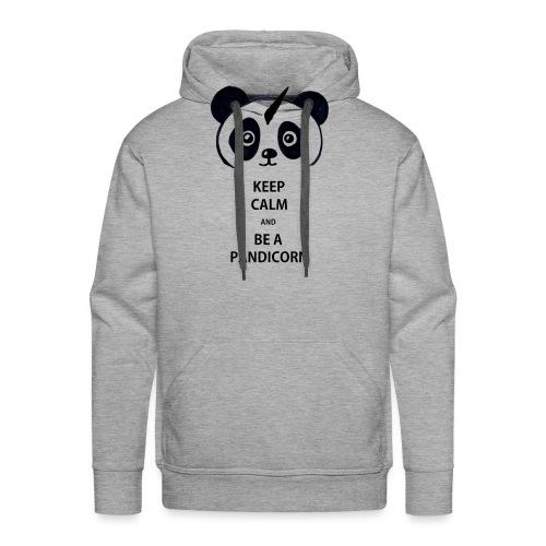 PANDICORN - Sweat-shirt à capuche Premium pour hommes