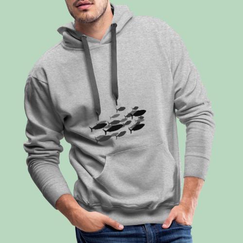 Vis Fish - Mannen Premium hoodie