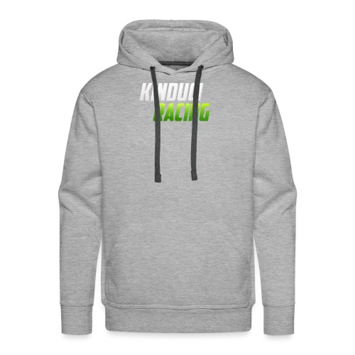 kinduci racing logo - Men's Premium Hoodie