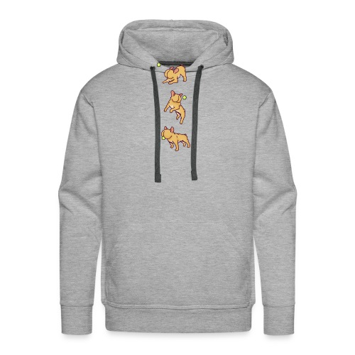 BUTTDOG - Bluza męska Premium z kapturem