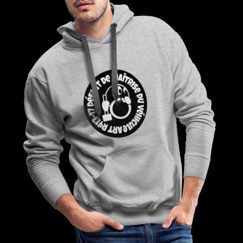 Defaut de maitrise du véhicule - Sweat-shirt à capuche Premium pour hommes