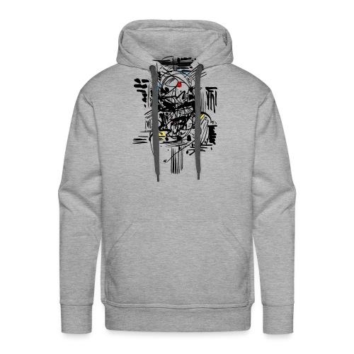 Samurai Ink - Men's Premium Hoodie