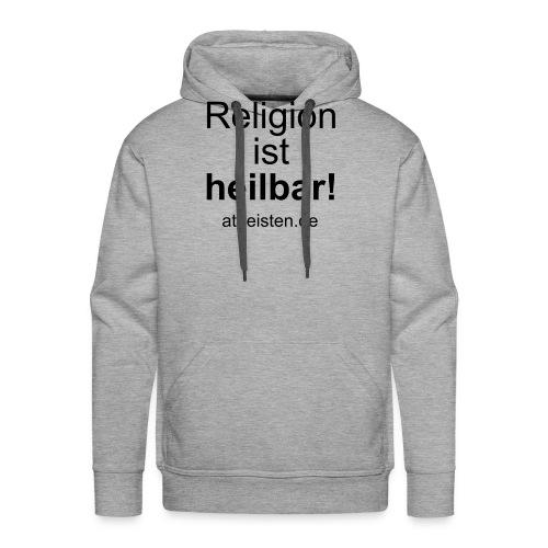 religion_ist_heilbar - Männer Premium Hoodie