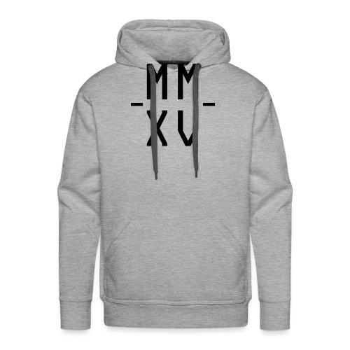 Sweater back - Mannen Premium hoodie