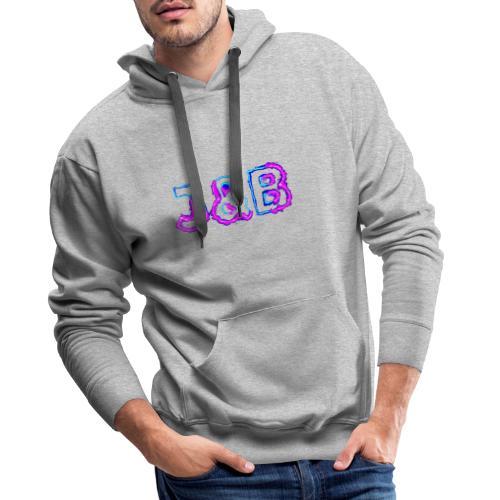J&B Neon - Männer Premium Hoodie