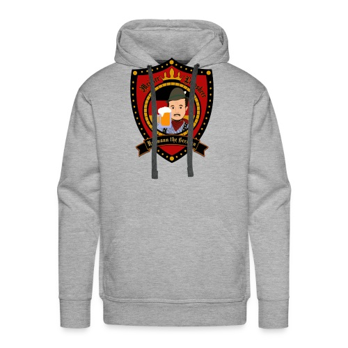 Hermann the German - Men's Premium Hoodie