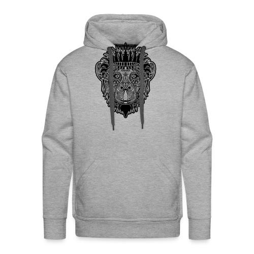 Affe - Ape - Männer Premium Hoodie