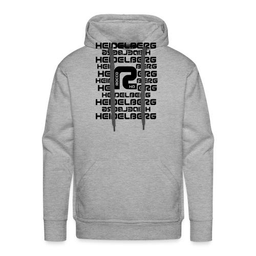 Heidelberg - Männer Premium Hoodie