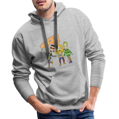 VVATC Cartoon - Men's Premium Hoodie