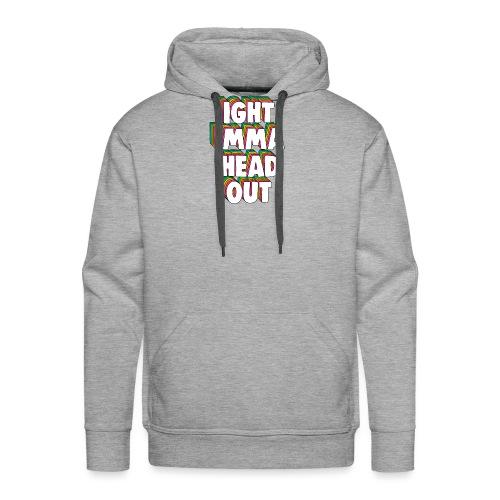 Ight Imma Head Out Meme - Men's Premium Hoodie
