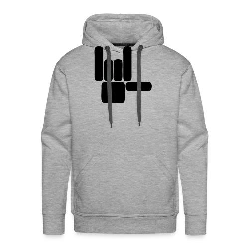 Beau Qui T'Eau boxershort - Mannen Premium hoodie