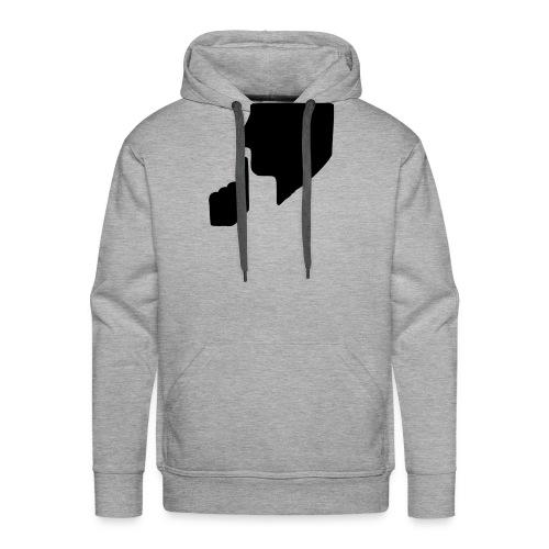 schh - Herre Premium hættetrøje
