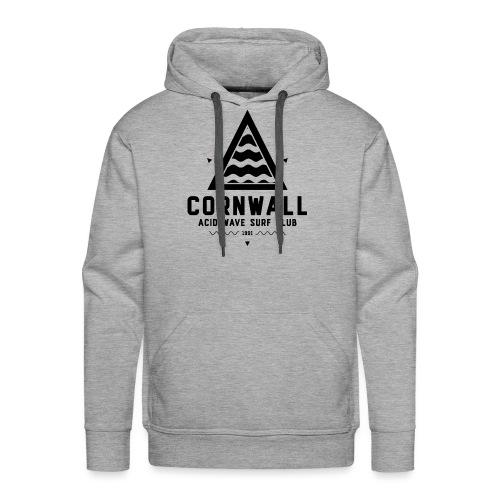 Cornwall Acid Wave Surf Club - Men's Premium Hoodie
