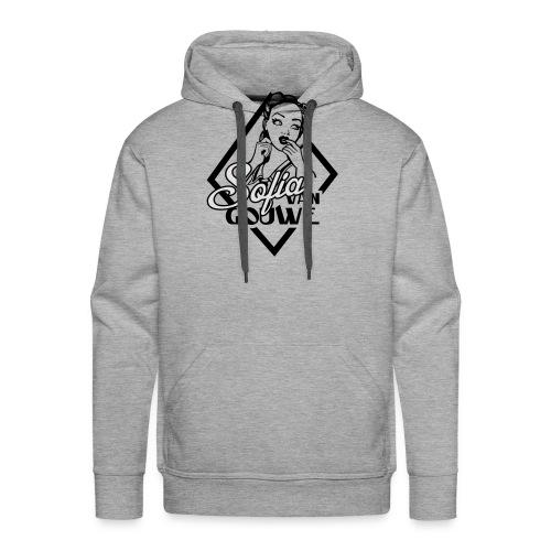 Sofia van Gouwe - Mannen Premium hoodie