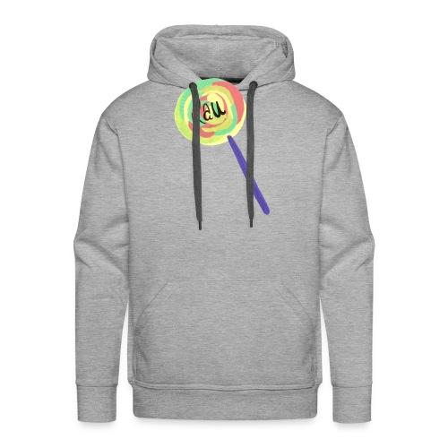 Lauuu Lollipop - Men's Premium Hoodie