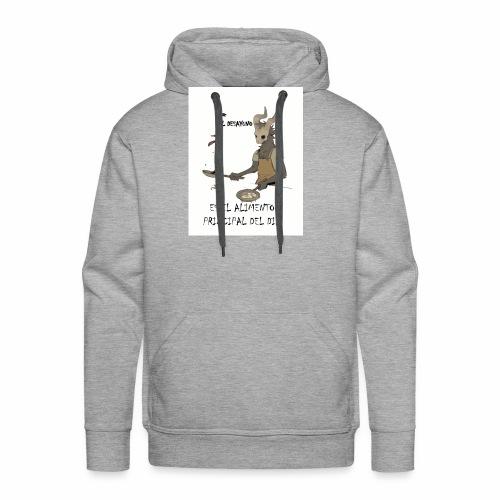 fortin - Sudadera con capucha premium para hombre