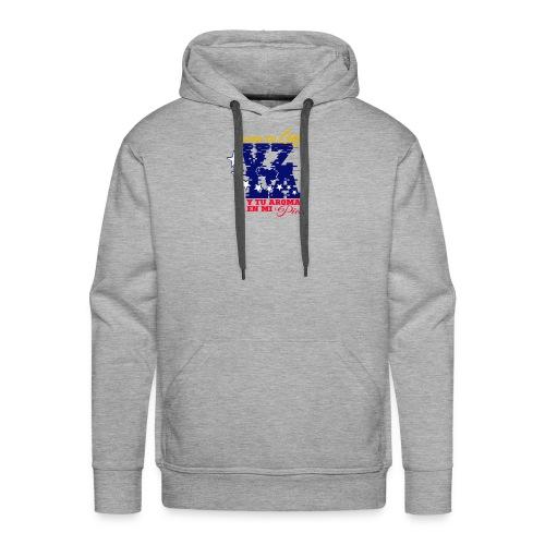VZLA2 - Sudadera con capucha premium para hombre