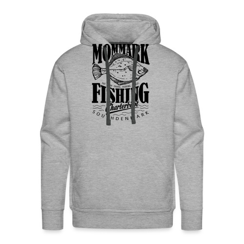 Mommark Fishing - Männer Premium Hoodie