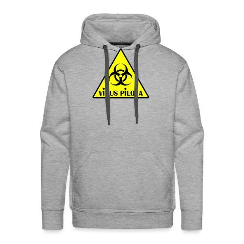 viruspelote png - Sweat-shirt à capuche Premium pour hommes