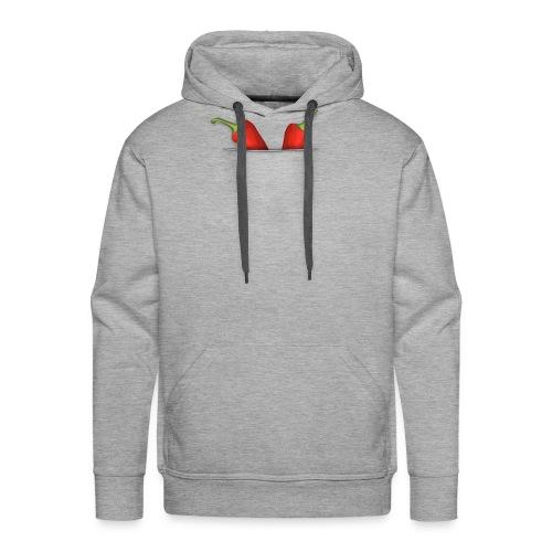 Chili in der Tasche - Männer Premium Hoodie