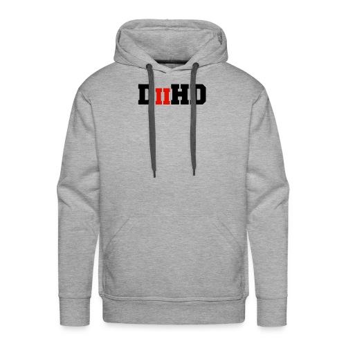 Tee Shirt DiiHD - Sweat-shirt à capuche Premium pour hommes